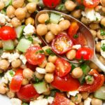Recipe quick chickpea salad
